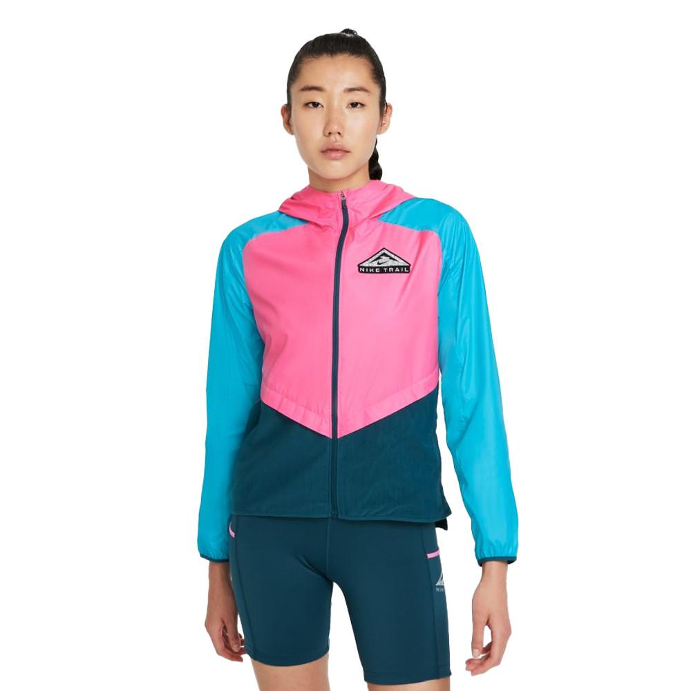 Nike Shield Women's Trail Running Jacket - FA21