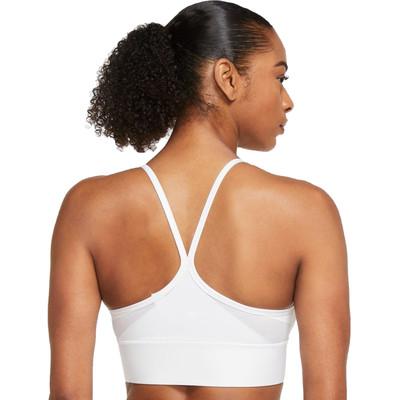 Nike Dri-FIT Indy femmes Light-Support Padded Longline brassières  - FA21