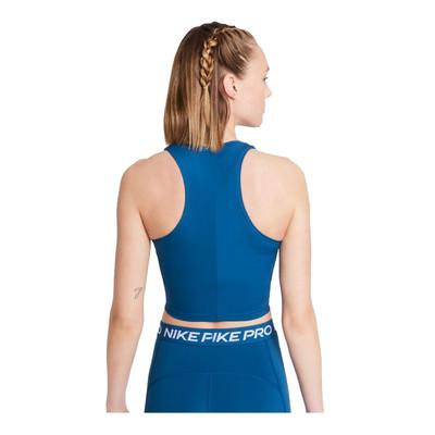 Nike Pro Dri-FIT per donna Graphic Crop Top - FA21