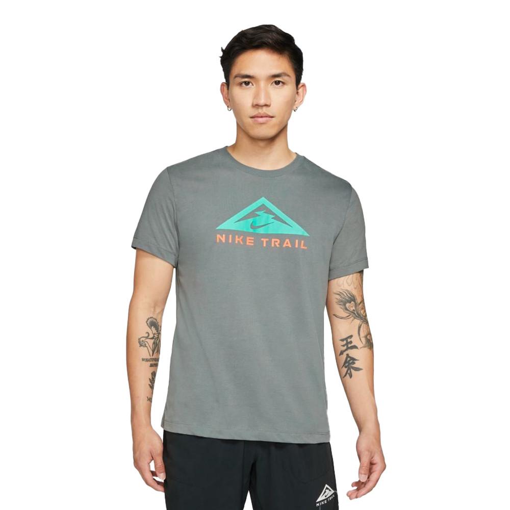 Nike Dri-FIT S/S Trail Running T-Shirt - FA21
