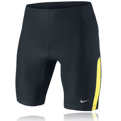Perfect Nike DriFit Tech Running Tights  SportsShoescom