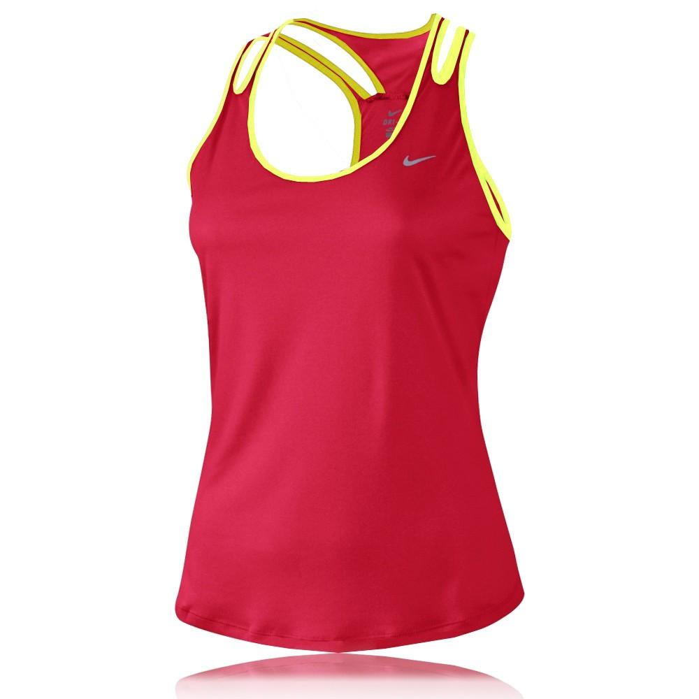 Nike Lady Relay Running Vest