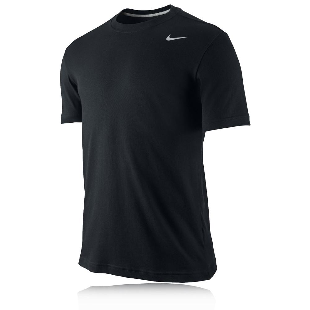 Nike Dri-Fit Cotton Short Sleeve T-Shirt
