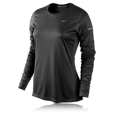 Nike Miler Women's Long Sleeve Running Top - SP15