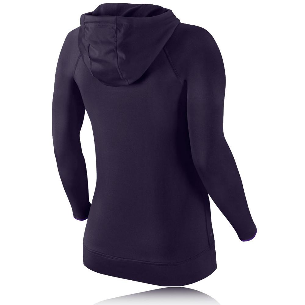 Nike Pro Hyperwarm Women 39 S Long Sleeve Hooded Top