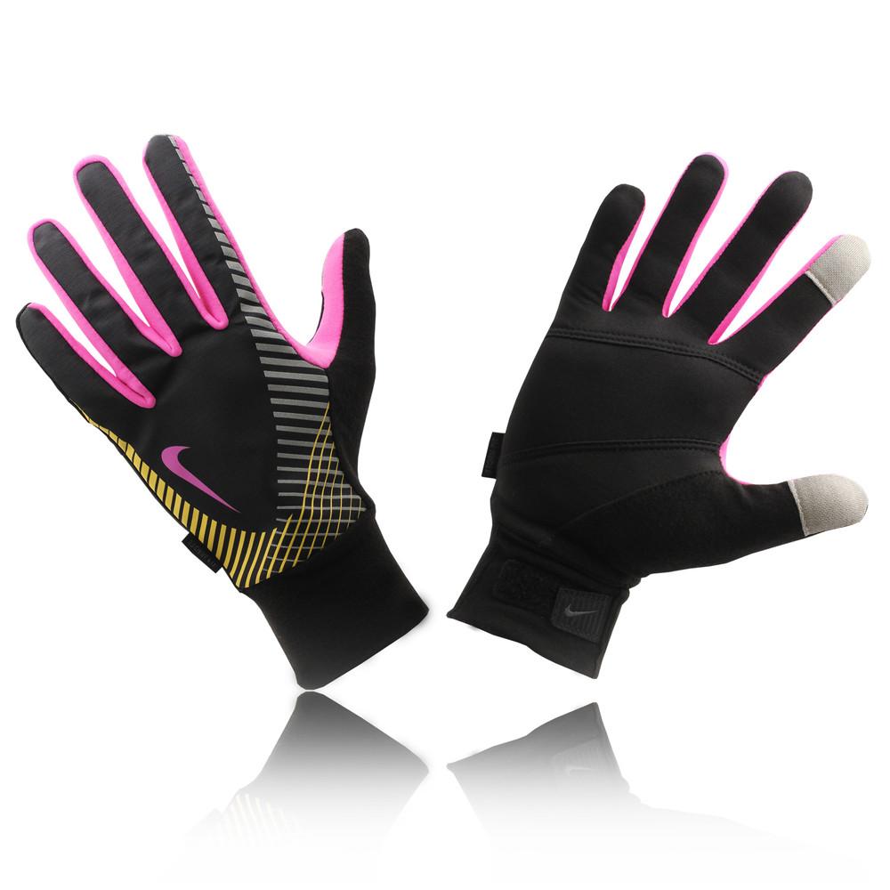Nike Gloves Touch Screen: Nike Elite Storm Fit Tech Women's Running Gloves