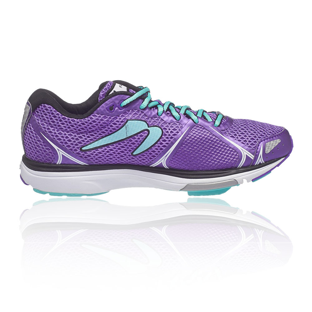 Womens Blue And Yellow Running Shoes
