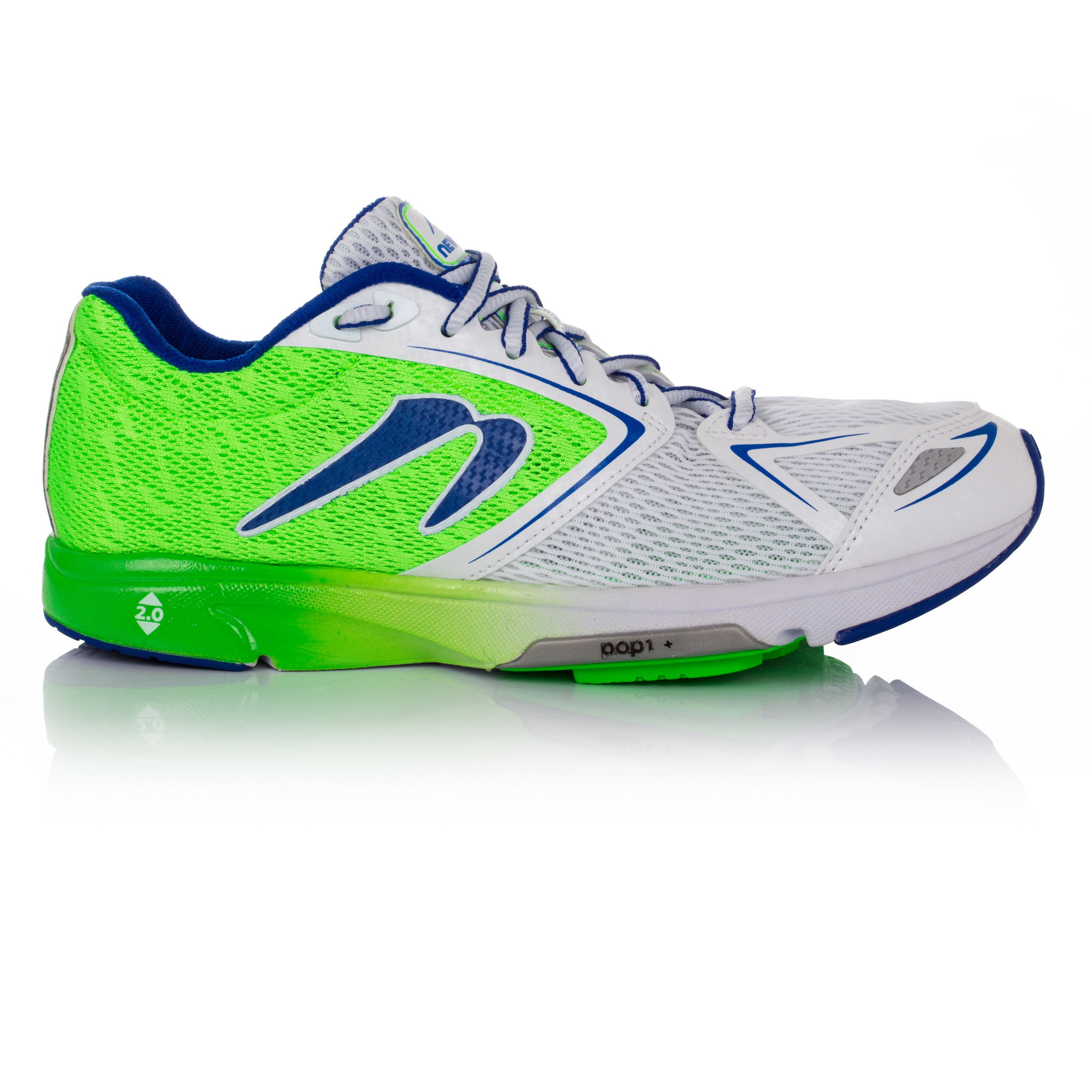 Da Donna Puma Da Donna Puma ST Runner Scarpe da Ginnastica in Verde UK 3.5 da Get The Label