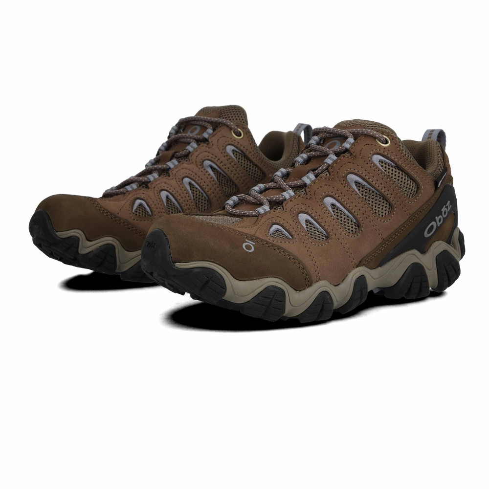 Oboz Sawtooth Low B-DRY Women's Walking Shoes - AW20