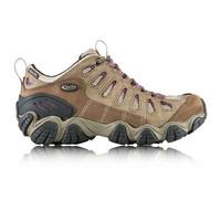 Oboz Sawtooth Low B-DRY para mujer zapatillas de trekking - SS18