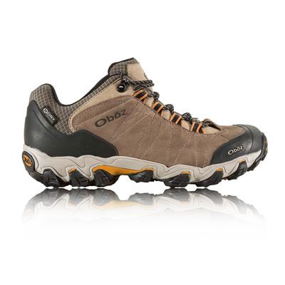 Oboz Bridger Low B-DRY zapatillas de trekking - SS19