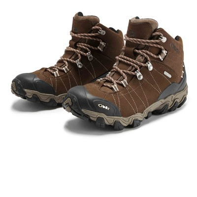 Oboz Bridger Mid B-DRY Women's Walking Shoes - AW19