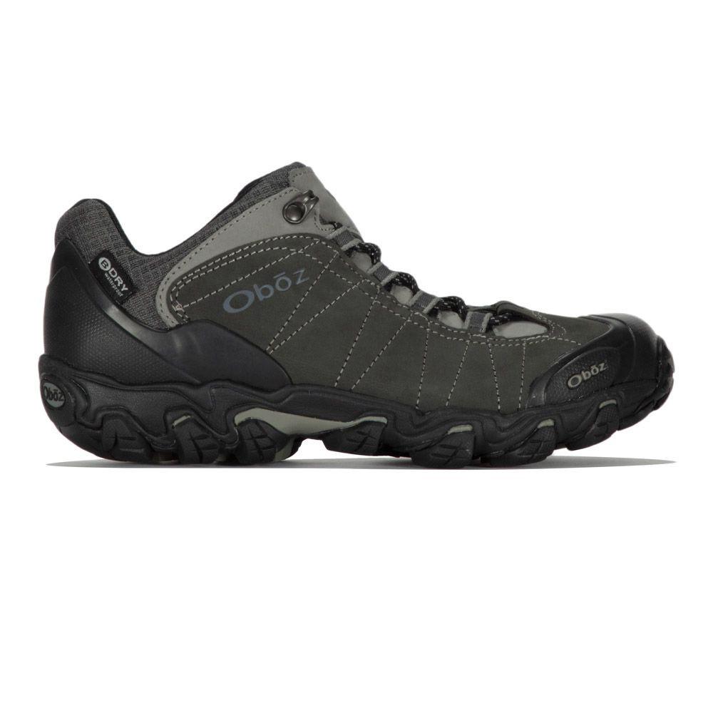 Oboz Men S Bridger Walking Shoes