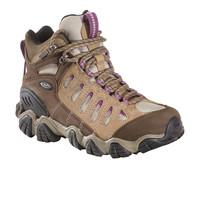 Oboz Sawtooth Mid B-DRY para mujer zapatillas de trekking - SS18