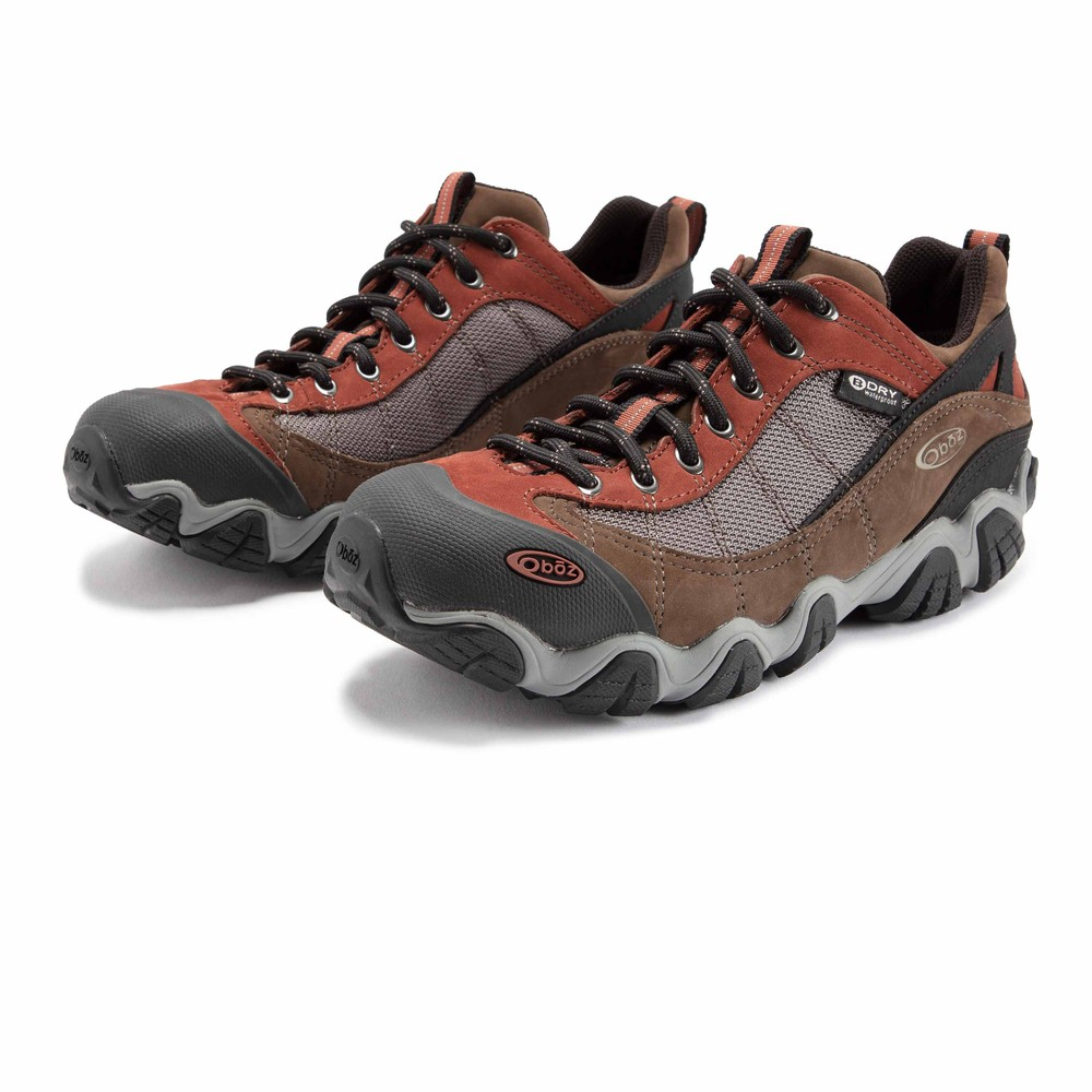 Oboz Firebrand II B-DRY zapatillas de trekking - AW19