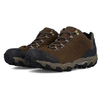 Oboz Bridger Low B-DRY Walking Shoes - AW20