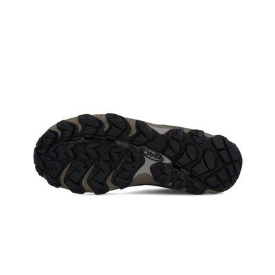 Oboz Bridger Low B-DRY zapatillas de trekking - SS21
