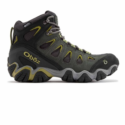 Oboz Sawtooth Mid B-DRY Walking Shoes - SS20