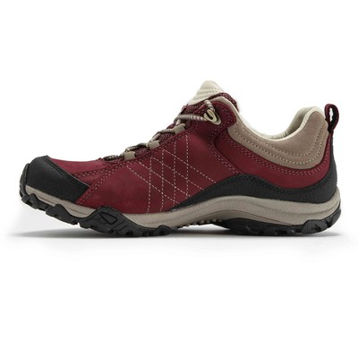 Oboz Sapphire Low B-DRY Walking Shoes - AW19