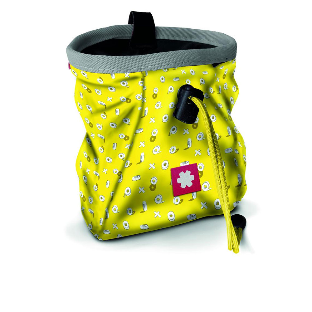 Ocun Lucky Chalk Bag With Belt - AW20