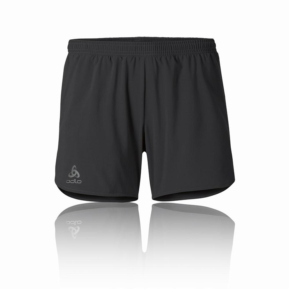 odlo swing damen laufhose shorts sport jogging kurze hose. Black Bedroom Furniture Sets. Home Design Ideas