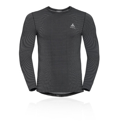 Odlo Futureskin Warm Long-Sleeve top de cuella rondada  - AW19