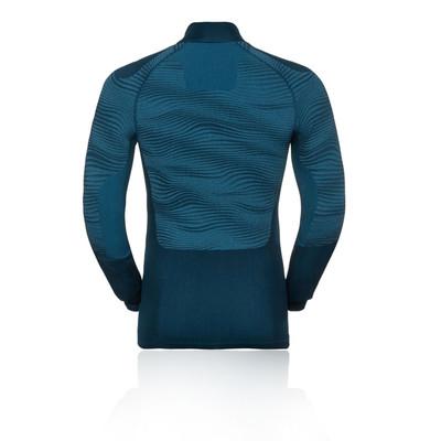 Odlo Blackcomb 1/2 Zip Long-Sleeve Turtleneck Top