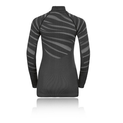 Odlo Blackcomb Women's Half Zip Long-Sleeve Turtleneck
