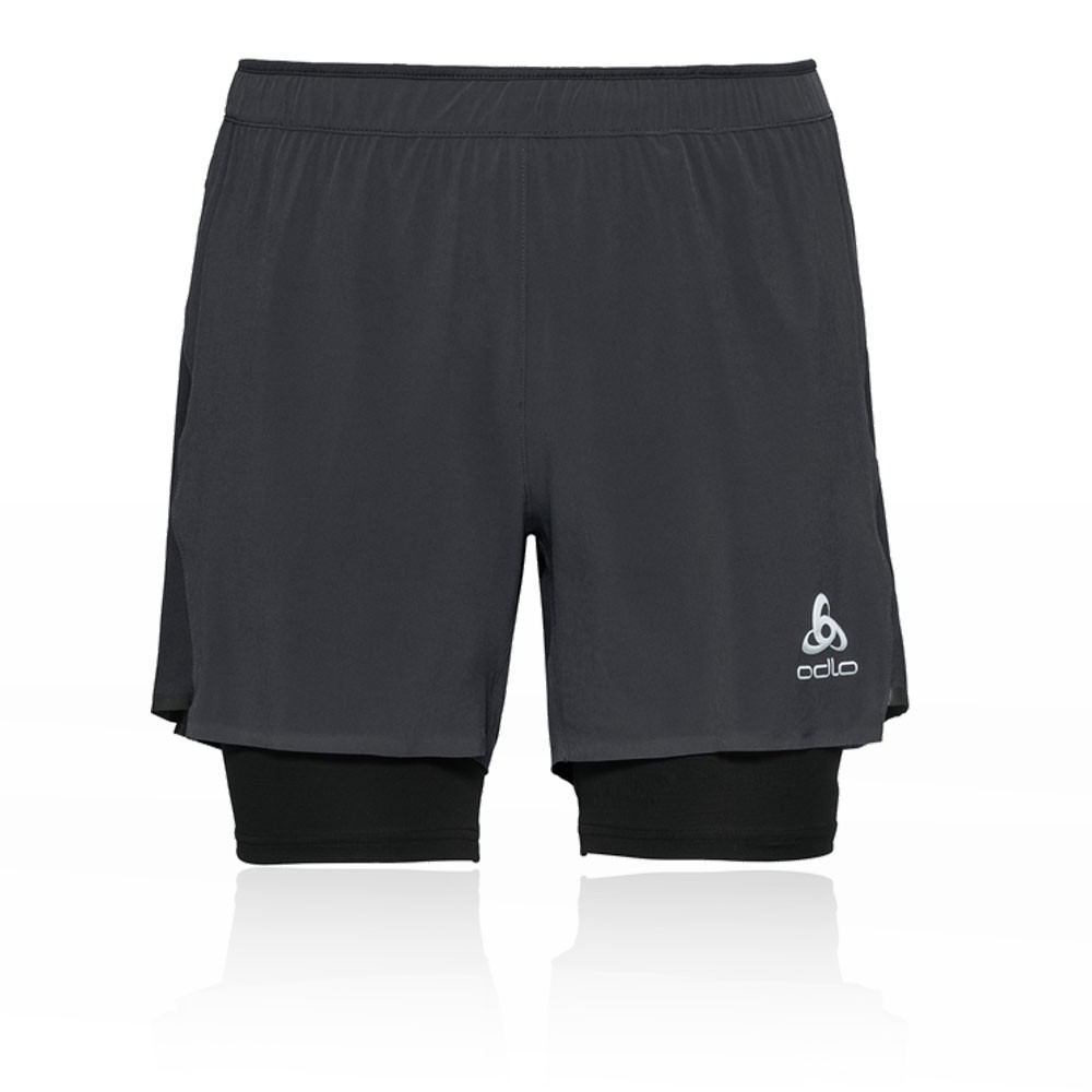 Odlo Ceramicool Pro Zeroweight 2in1 Shorts - SS19