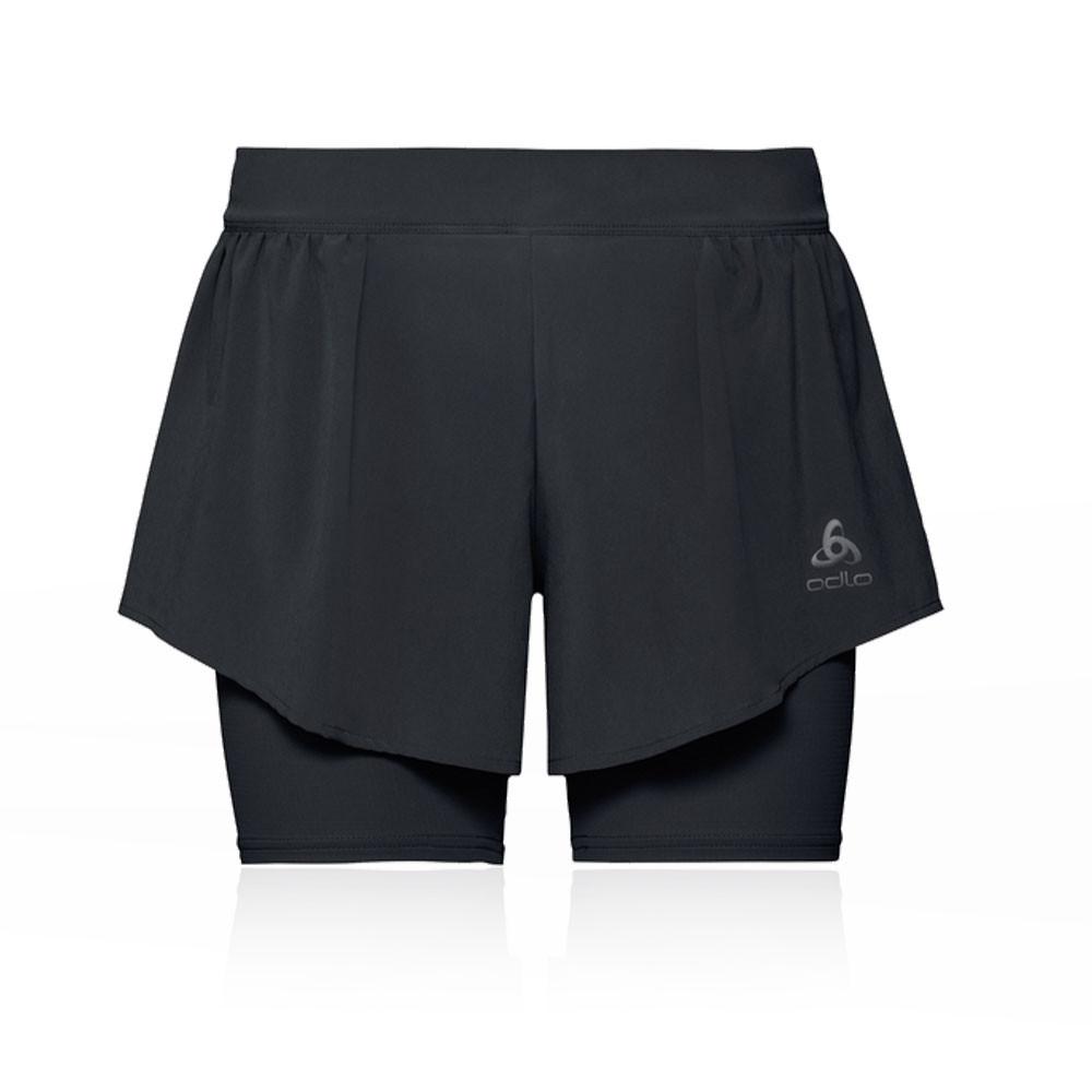 Odlo Ceramicool Pro Zeroweight 2in1 Women's Shorts - SS20