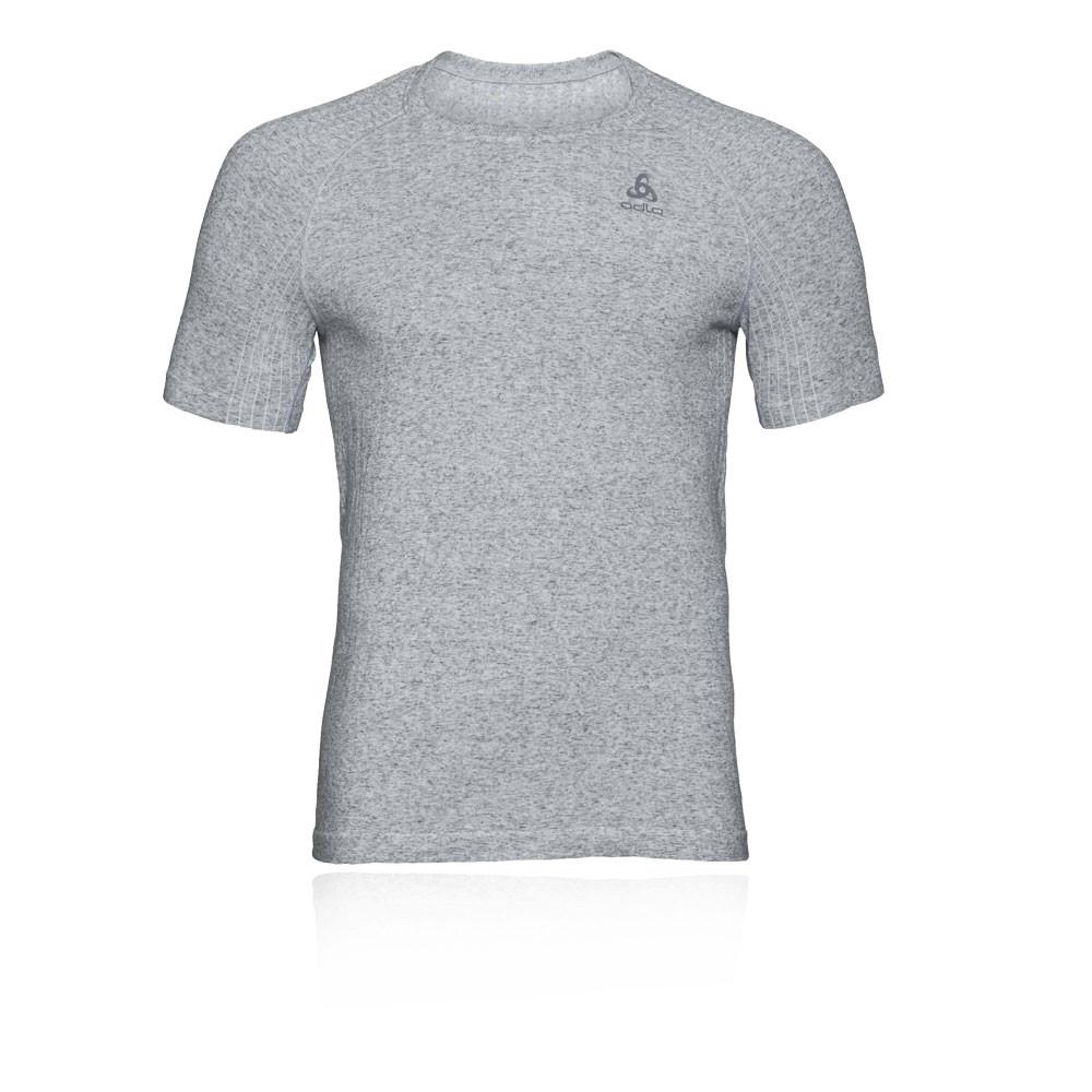 T Pro Odlo Ss19 Shirt Bl Millennium Col Rond Linencool Femmes n08PkwO