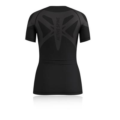 Odlo Active Spine Light Bl para mujer de cuello redondo T-Shirt - AW19