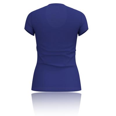 Odlo Active F-Dry Light Bl para mujer de cuello redondo T-Shirt - AW19