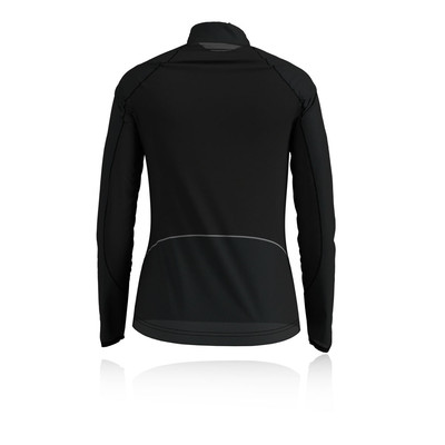 Odlo Zeroweight Ceramiwarm Women's Half-Zip Midlayer Top - AW19