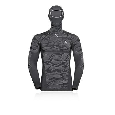 Odlo Blackcomb Long-Sleeve Facemask Top - AW19