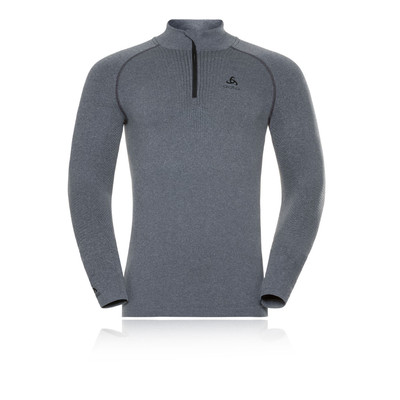 Odlo Performance Warm Bl Top Half-Zip Turtle Neck Top - AW19