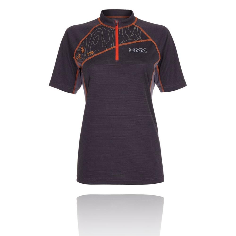 OMM Grid femmes t-shirt de running