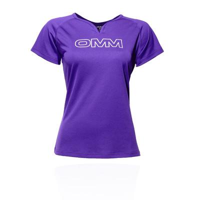 OMM Damen Traillauf Lauf-T-Shirt