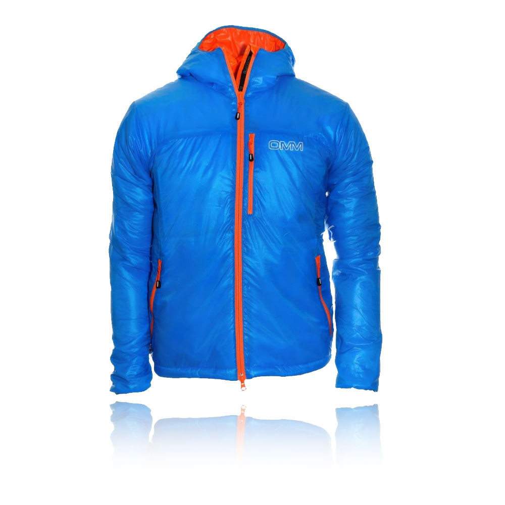 OMM Mountain Raid Insulated Hooded Jacket - AW19