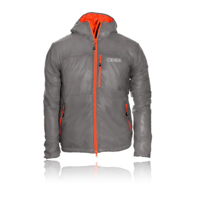 OMM Mountain Raid Insulated Hooded Running Jacket - AW19