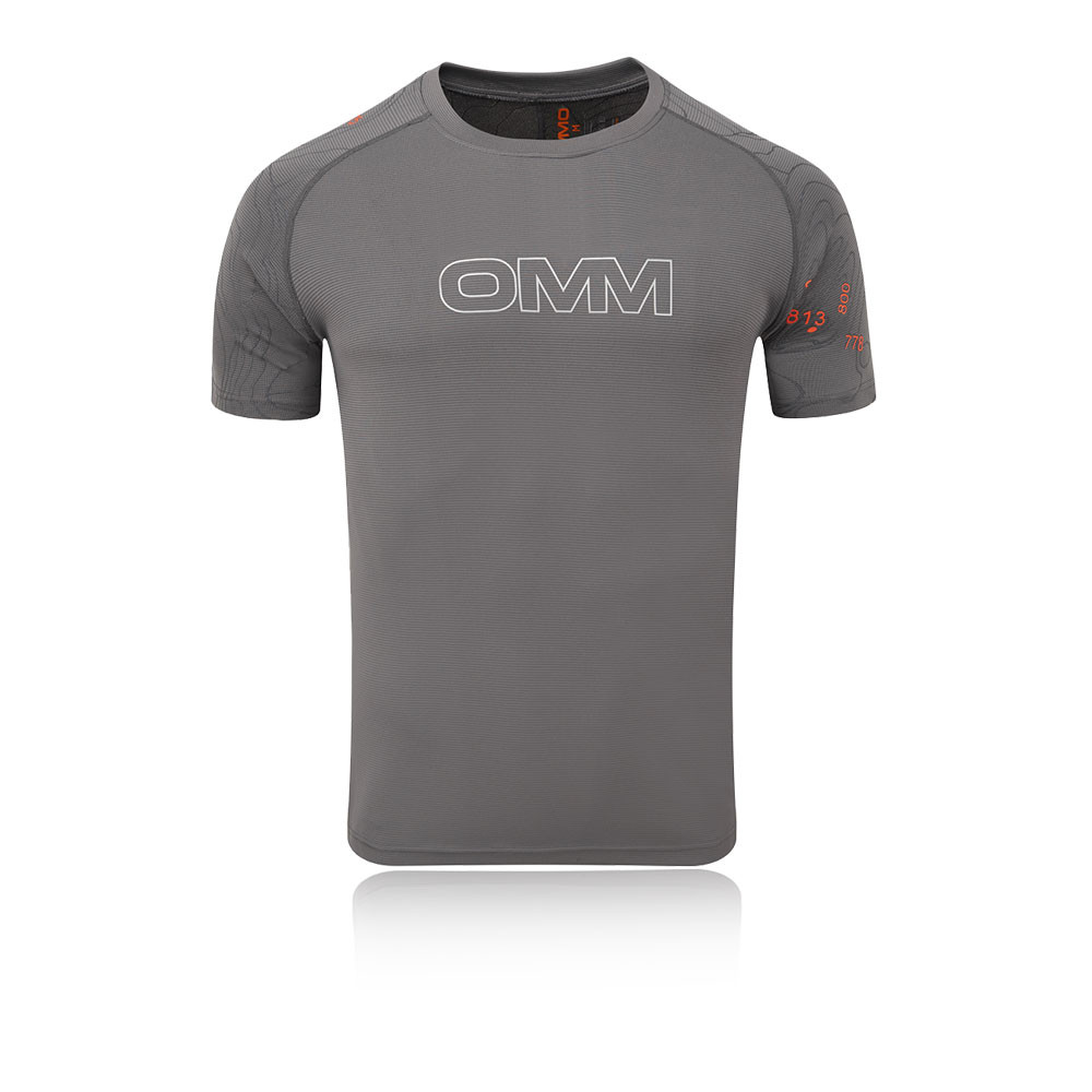 Omm flow t shirt ss sportsshoes