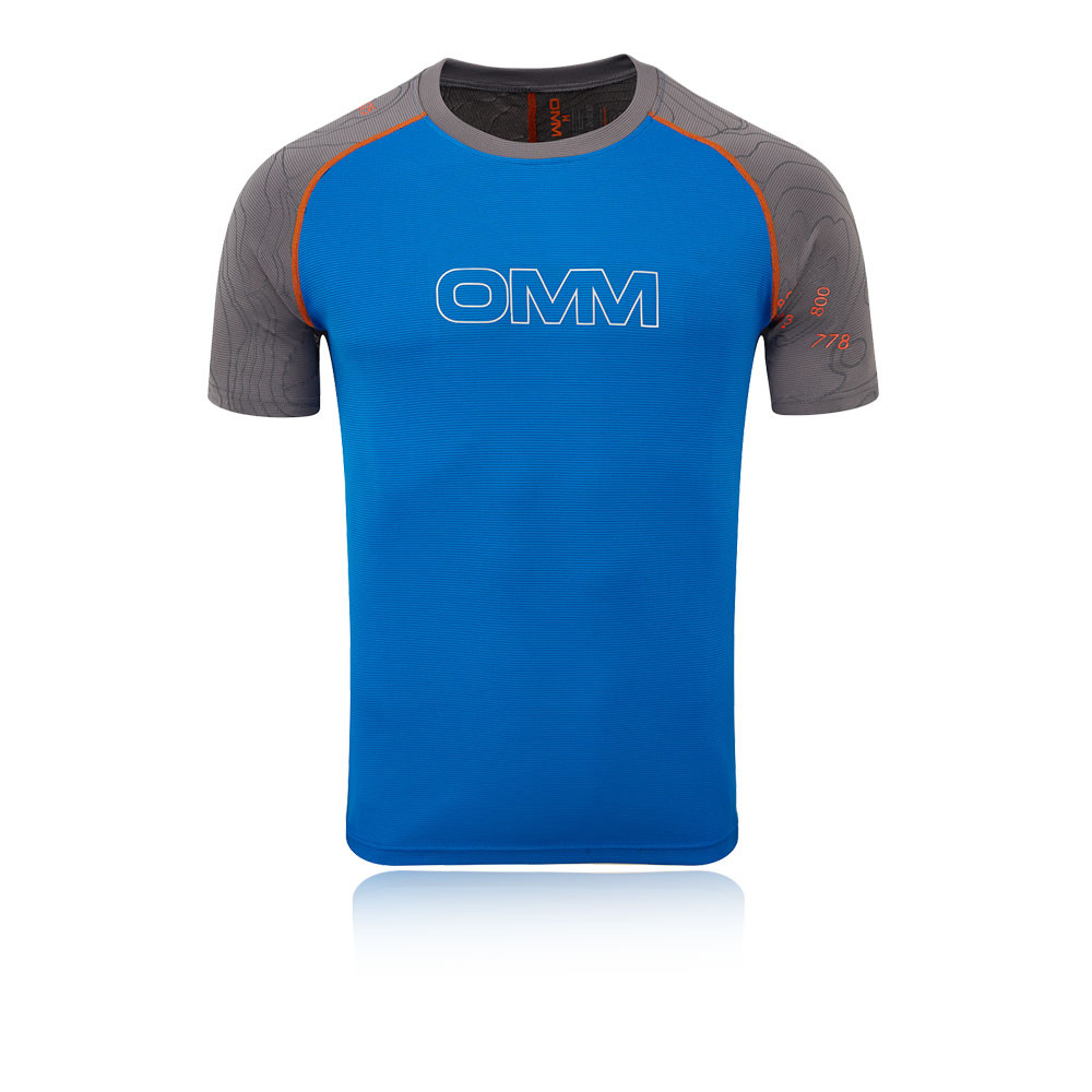 Omm flow t shirt aw sportsshoes