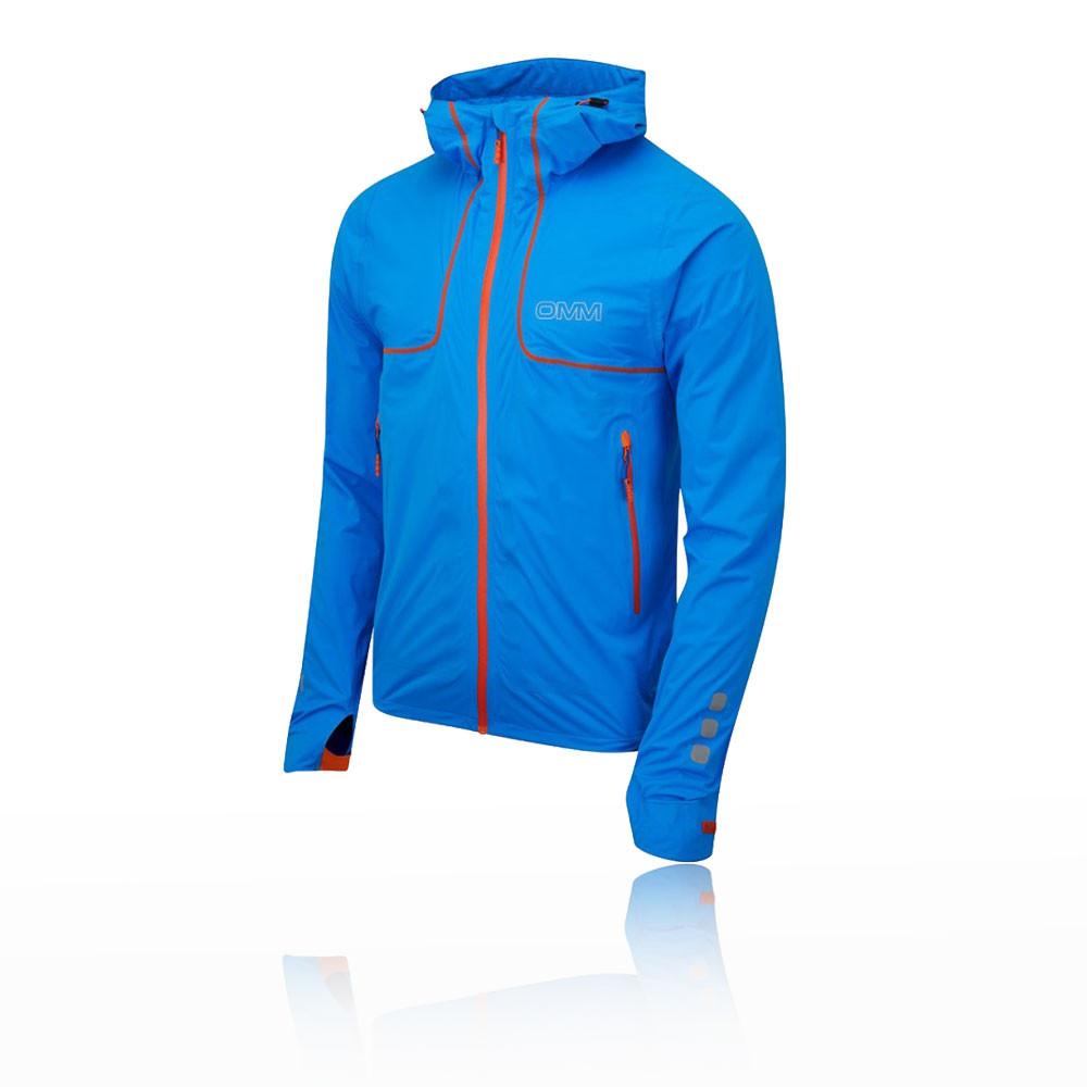 Sporting Goods Green Special Buy Responsible Omm Kamleika Mens Running Jacket