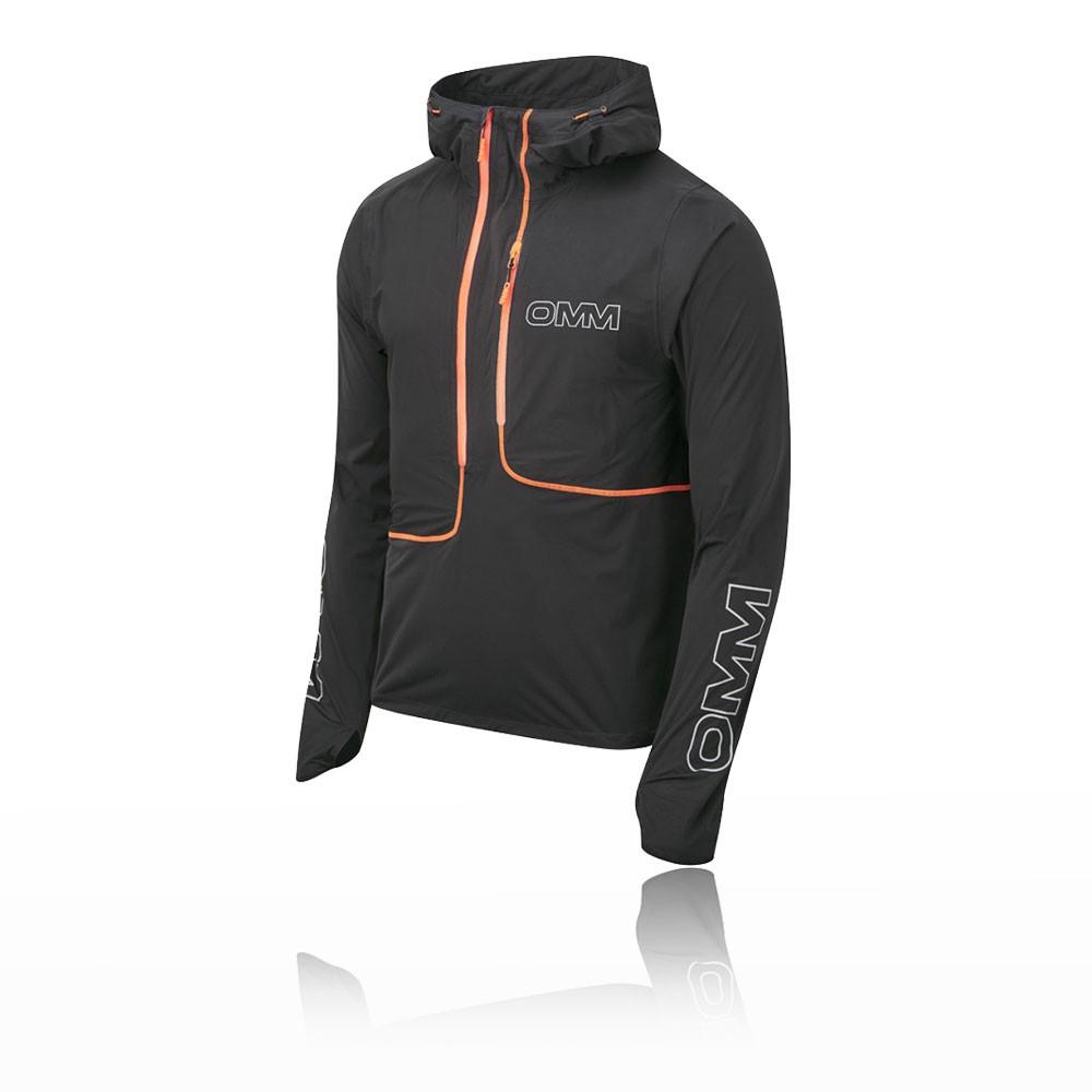 Jackets & Vests Black Men's Clothing Omm Kamleika Running Smock