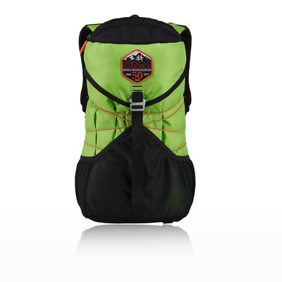 OMM 50th Anniversary Limited Edition Green Backpack