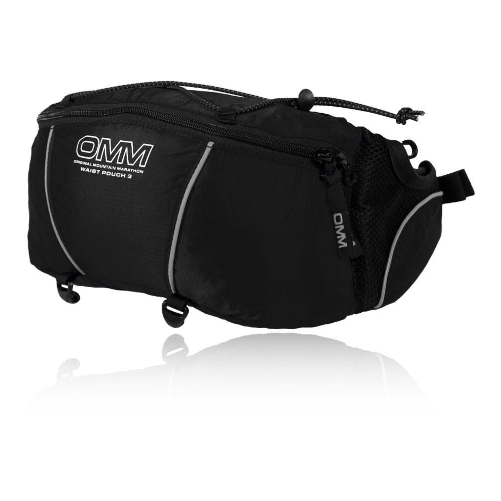 Pouch Bag Unisex Running Black 3 5 Otma Omm Bag Elástica Compresión L Waist COqZwwU