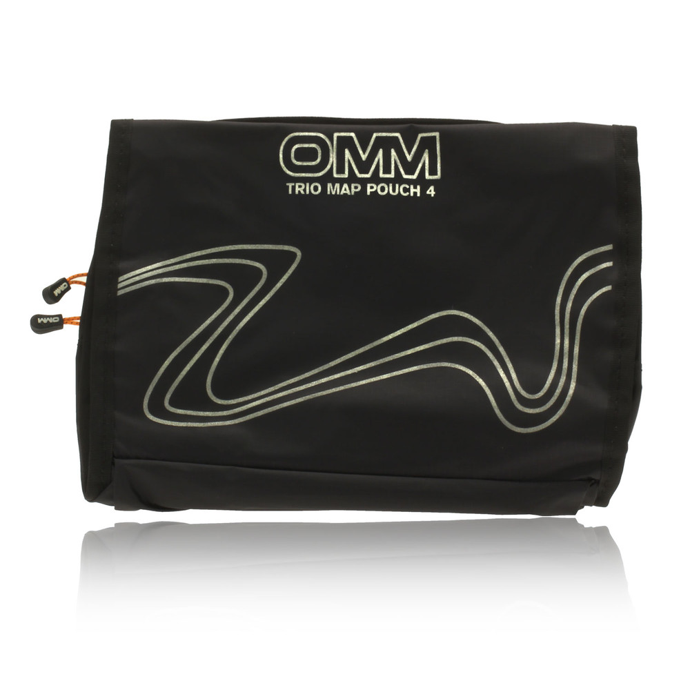 OMM Trio Map Pouch - AW19