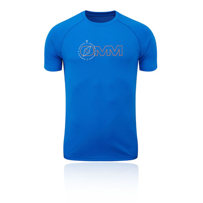 OMM Trail Short Sleeve Running T-Shirt - AW19