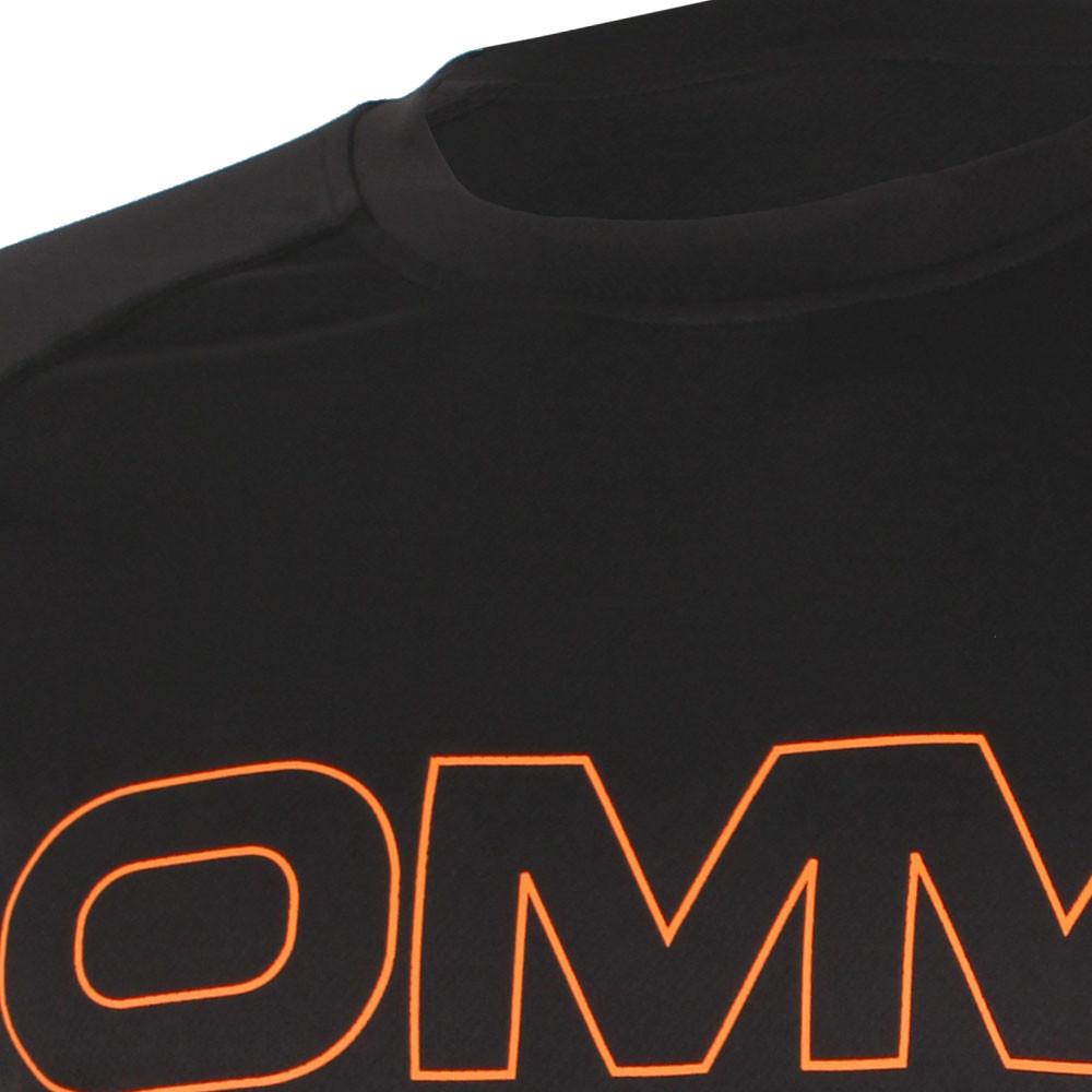 Omm Trail Short Sleeved Running T Shirt Ss16