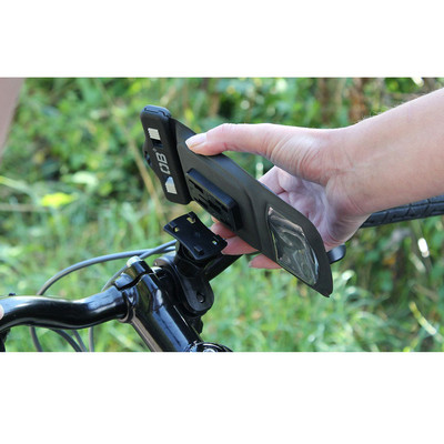 Over Board Waterproof Phone Case And Bike Mount